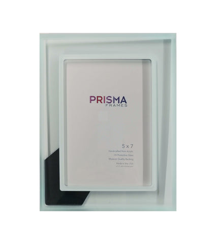 5 x 7 Clear Prisma Photo frame