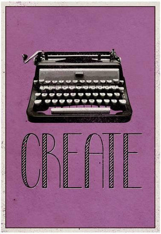 CREATE Retro Typewriter