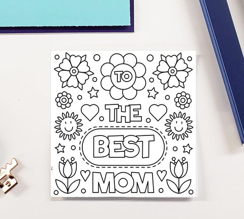 DIY Frame Kit:  mother's day diy kit 4