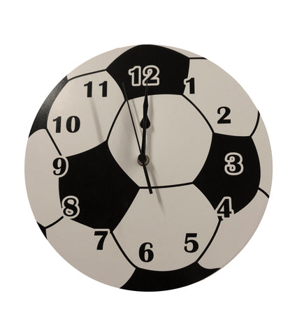 Soccer Ball Clock
