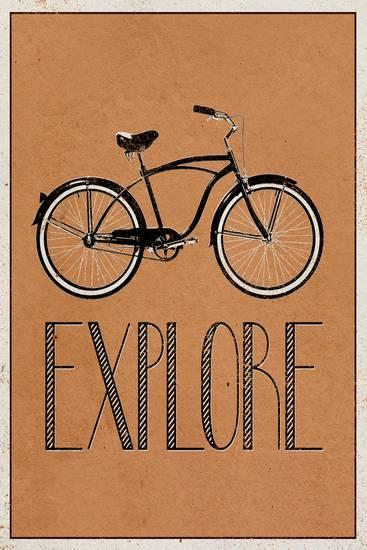 Explore Retro Bike
