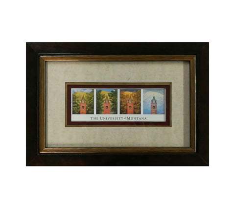 Seasons of Change (small notecard) Framed