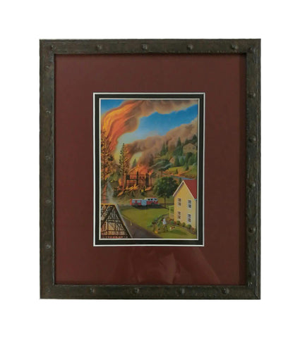 Firewise Framed Notecard 2