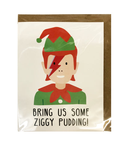 Ziggy Pudding