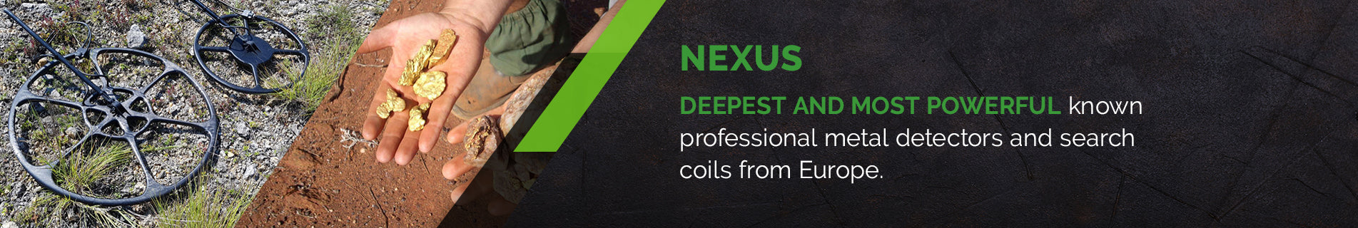 Nexus Metal Detectors | Free US Shipping | Secure Payment