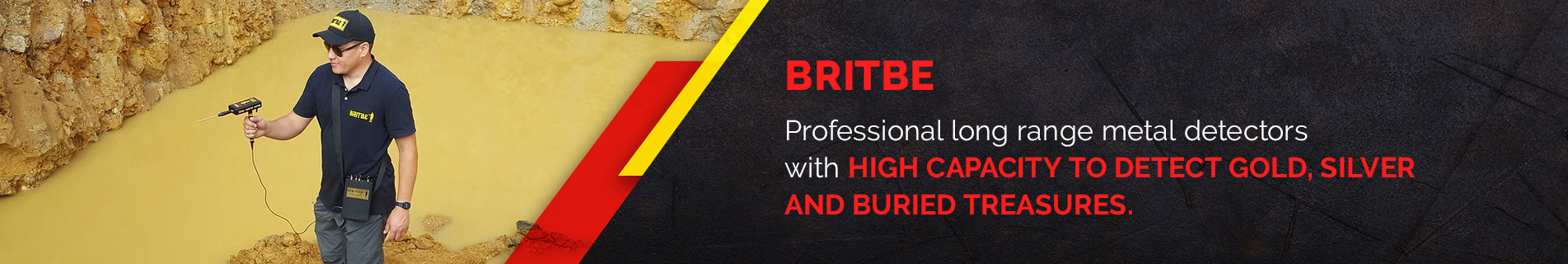 Britbe geolocators and metal detectors | Free Shipping on USA