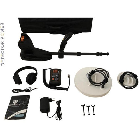 Ger Detect Gold Seeker Metal Detector