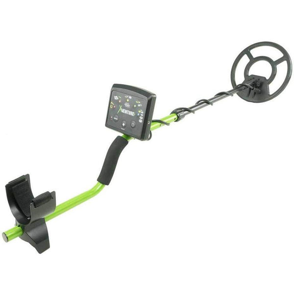 White's Xventure Kids Metal Detector with 9