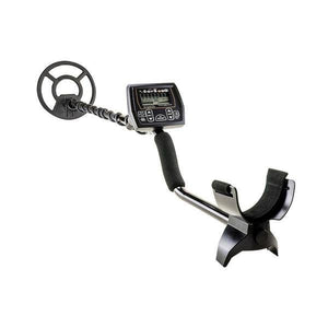 "White's Coinmaster Metal Detector with 9"" Spider Waterproof Search Coil"