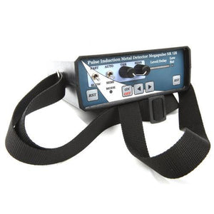 DeepTech MegaPulse SR126 Pulse Induction Metal Detector (4412818030692)