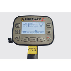 Golden Mask 5+ SE Platinum Detector de Metales Multifrecuencia (1718593191971)