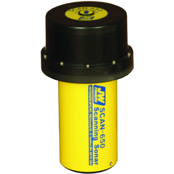 Detector de Metales JW Fisher Scan - 650 Scanning Sonar (11181231253)