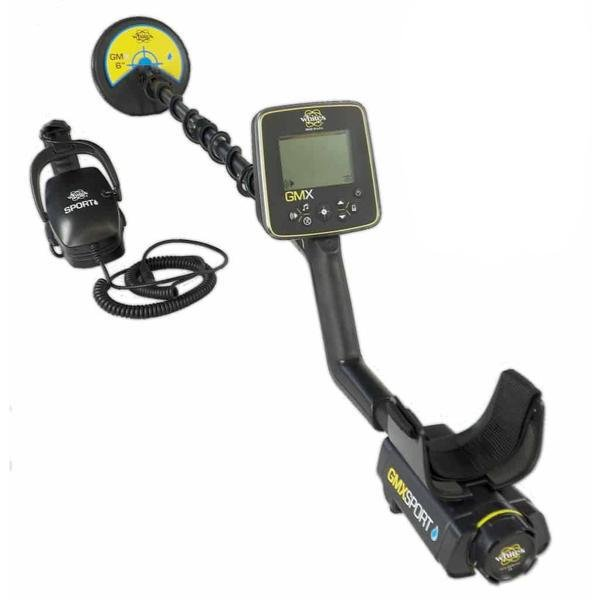 White's Goldmaster GMXSport Waterproof Metal Detector