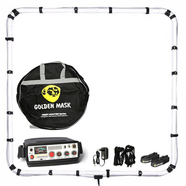 Golden Mask Deep Hunter Pro3 SE Metal Detector (1749159346211)