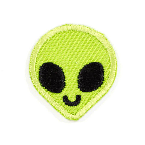 Mini Alien Sticker Patch