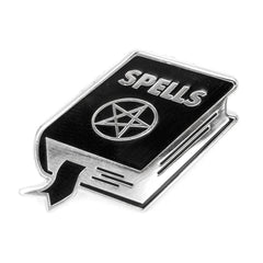 Spell Book Enamel Pin