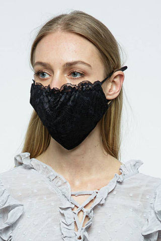 Black Out Reusable Mask