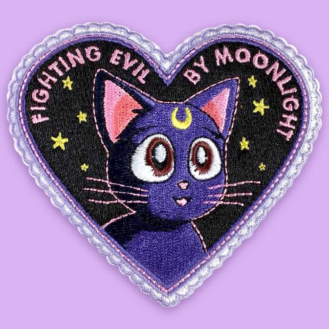 Luna + Artemis Patch Set
