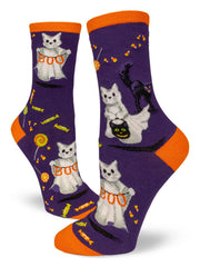 Halloween Cats Women's Sock
