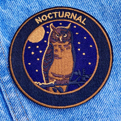 Night Owl Patch