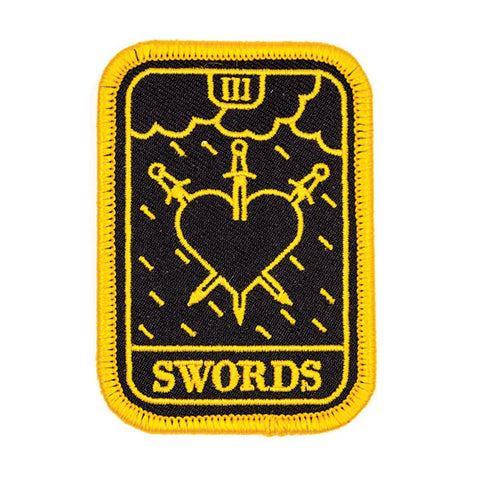 Three Of Swords Patch