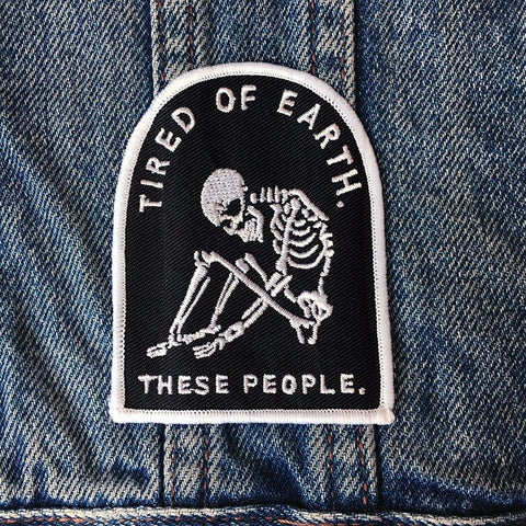 Tired of Earth Patch