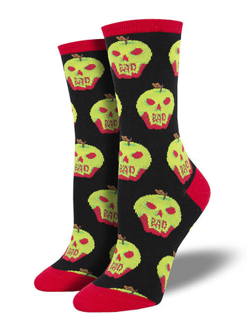 Bad Apple Women's sock