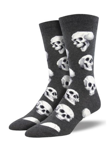 Sacred Skulls Men's Sock