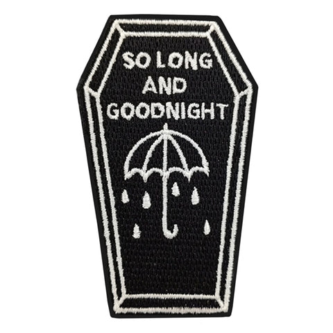 So Long And Goodnight Patch