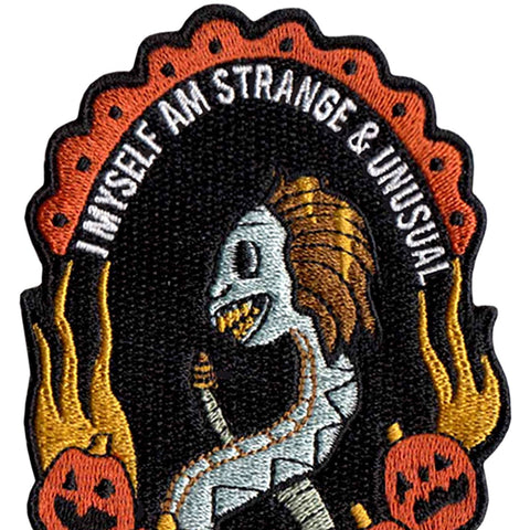 Strange & Unusual Patch