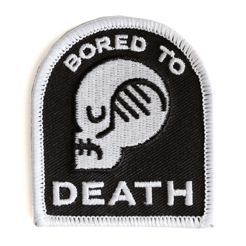 Bored to death patch