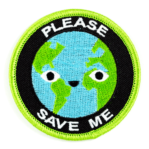 Please Save Me Patch