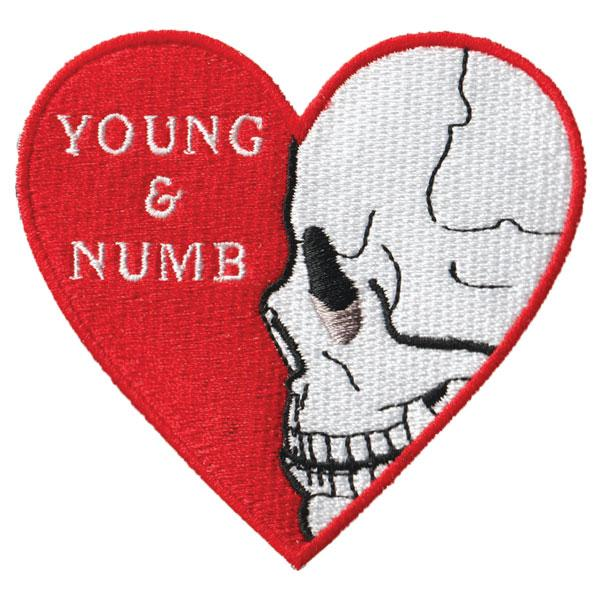 Young & Numb Patch