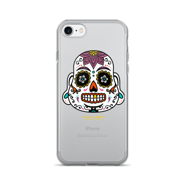 Sugar Skull Buddha - iPhone 7/7 Plus Case