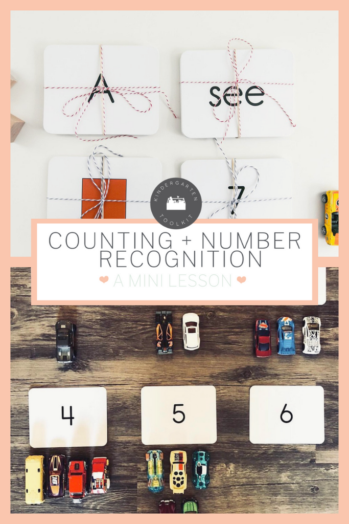 Counting Fun | Summer Learning Inspiration Mini Lesson