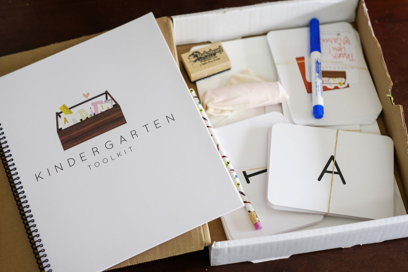 The Kindergarten Toolkit