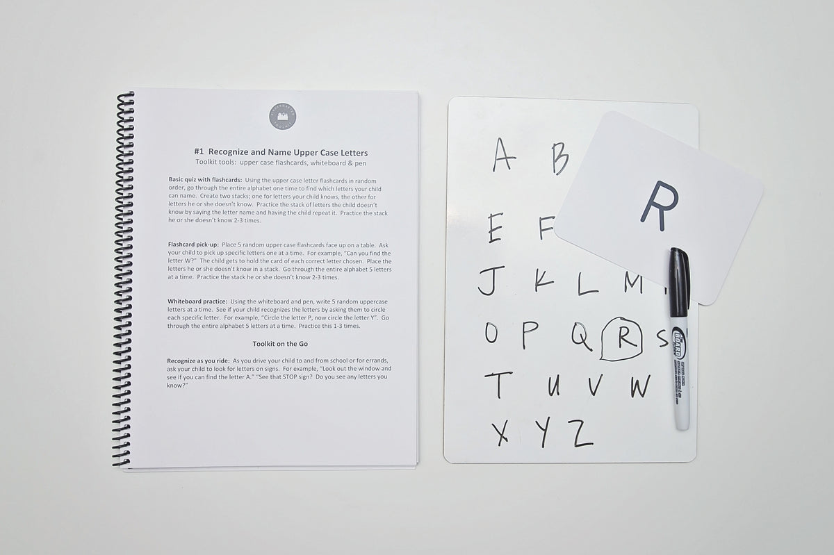 The Lesson Booklet