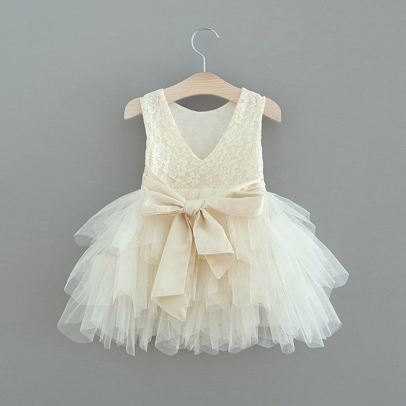 Aria Dress Cream