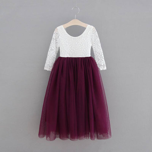 Anastasia Straight Skirt Plum