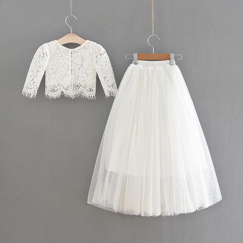ALEXANDRA SET ~ White