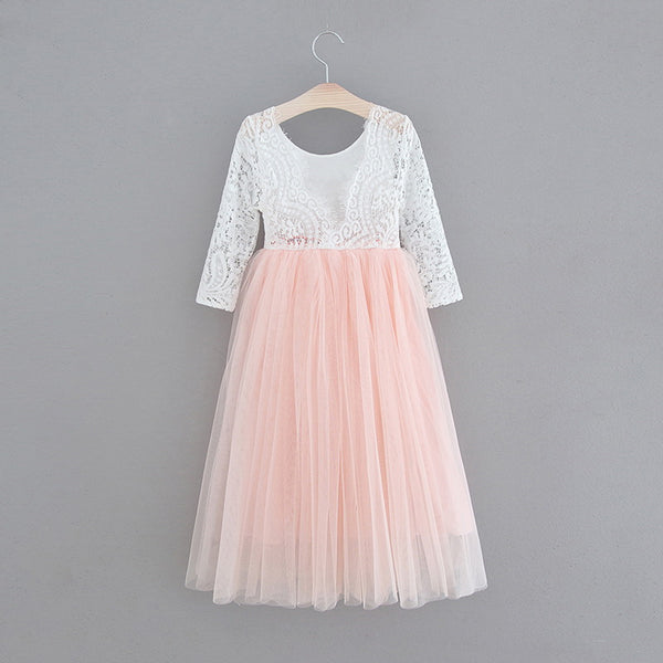 Anastasia straight skirt ~ Pink