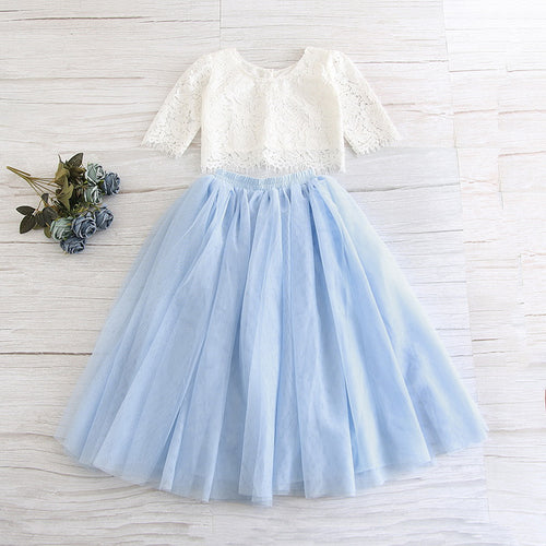 Alexandra Set Ice Blue