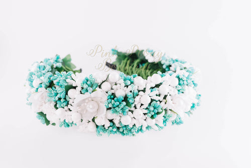 Flower Crown ~ Mint