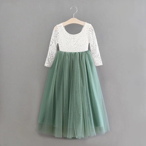Anastasia Straight Skirt Sage Green