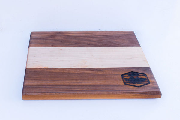 Square Hardwood Cutting Boards