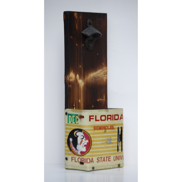 Florida State Seminoles Beer Bottle Opener