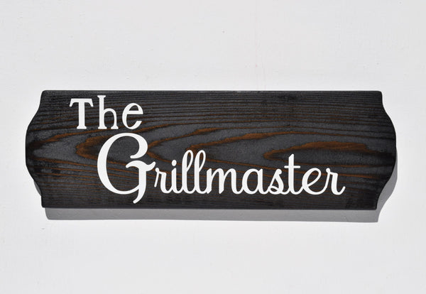 The Grillmaster Sign