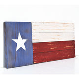 Texas Reclaimed Wood Sign