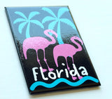 Florida Flamingos Magnet (Pack of 12)