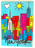 Daytime New York Magnet (Pack of 12)